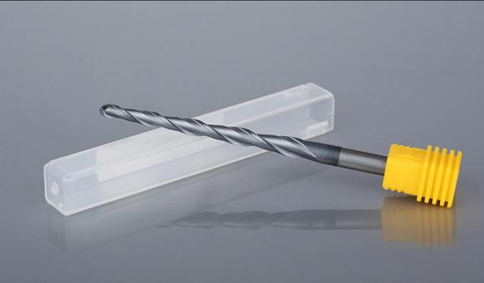 45 Degree Tapered End Mills Customized Length Eco - Friendly Feature