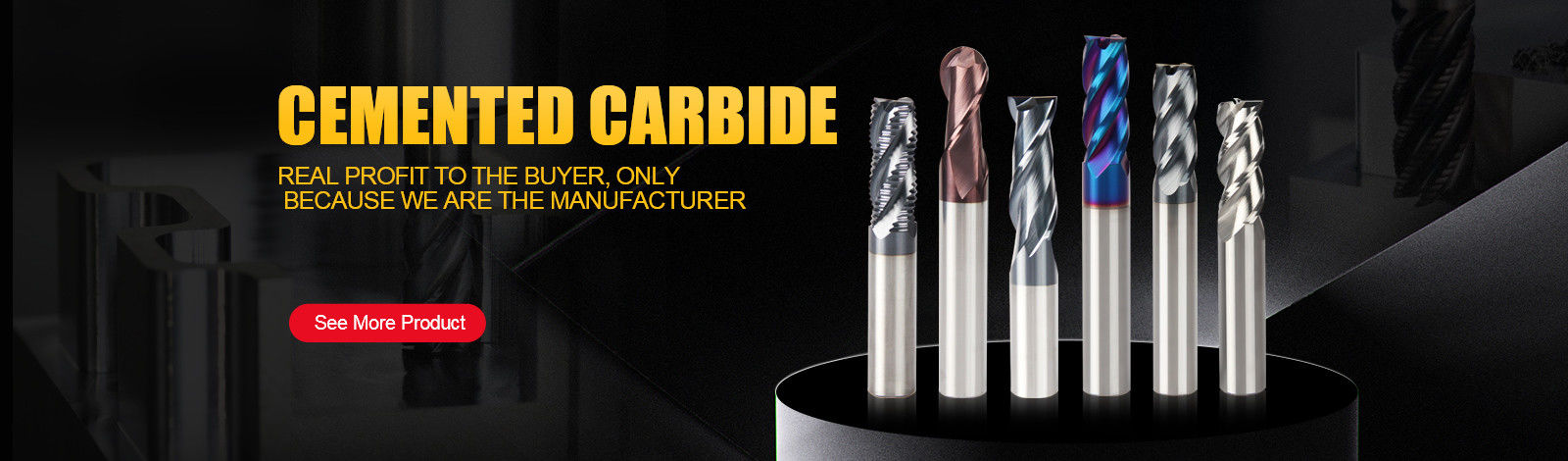 China best Carbide End Mill on sales