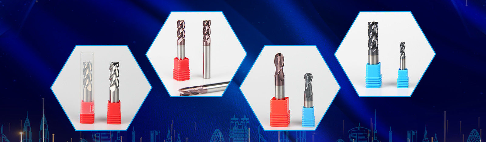 China best Square End Mill on sales
