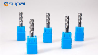 China High Speed Steel Corner Radius End Mill Cutter For Aluminum Carbide Material supplier