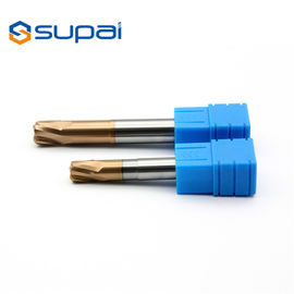 CNC Micro Square End Mill Cutter Finishing Endmill Tungsten Carbide