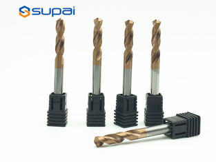 China 1-20mm Self Centering Drill Bit Tungsten Carbide HRC 45 55 60 65 supplier