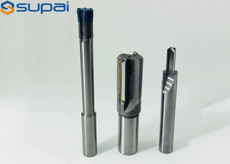 China High Precision Custom End Mills Custom Size With SGS Certifications supplier