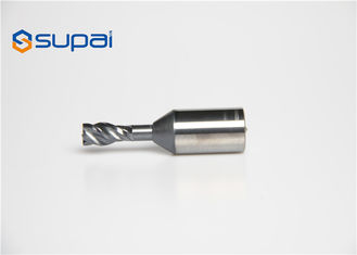 China Solid Carbide Square End Mill Straight Flute 1 inch  End Mill  Special Carbide Tools supplier