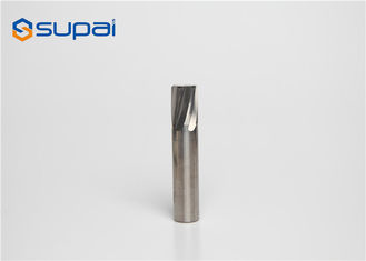 Custom Spiral Solid Carbide Reamers Straight Shank For Chamfering Reamers