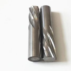 China Solid Carbide Spiral Flute Reamer For Metal Work Straight Shank Custom Made supplier