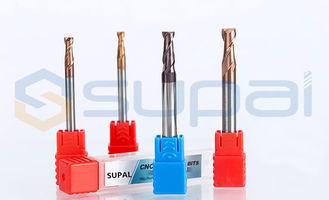 New Product 2 Flute Flat Milling Cutter Carbide End Mill for Stainless Steel CNC Cutting Tools