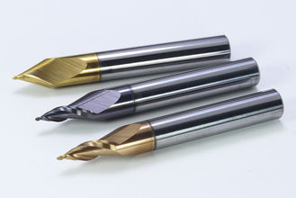 China End mill of tungsten steel coated with hot melt pressing wheel supplier