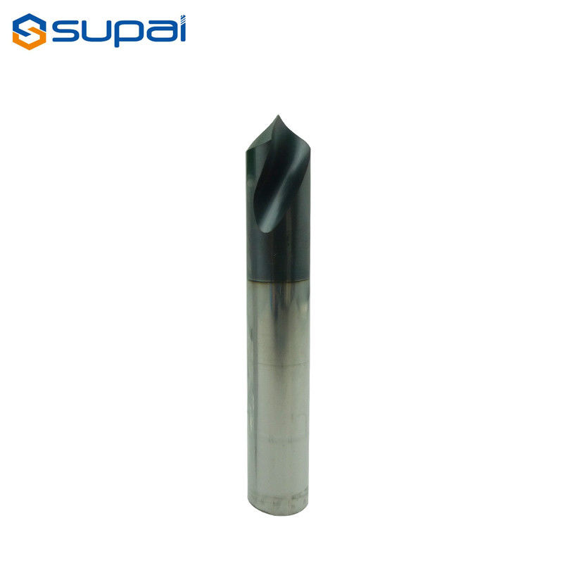 Countersink Drill Bit For Metal Diameter 1-20mm AlTiN Coating Feature supplier