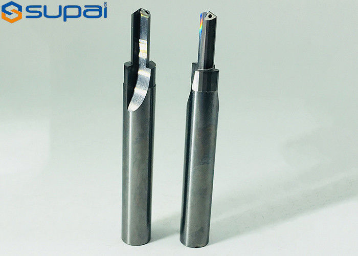 Customized Custom End Mills No Coating High Performance Ce Approval supplier