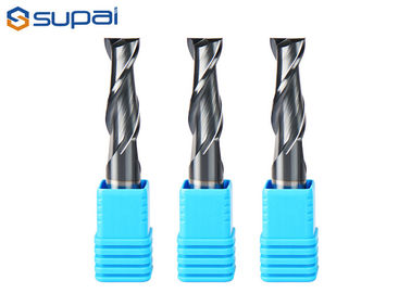 China Top Quality TiCN Coating Solid Carbide Flat End Mill 2Flutes 3D Model CNC Tools Grinder Sharpener factory