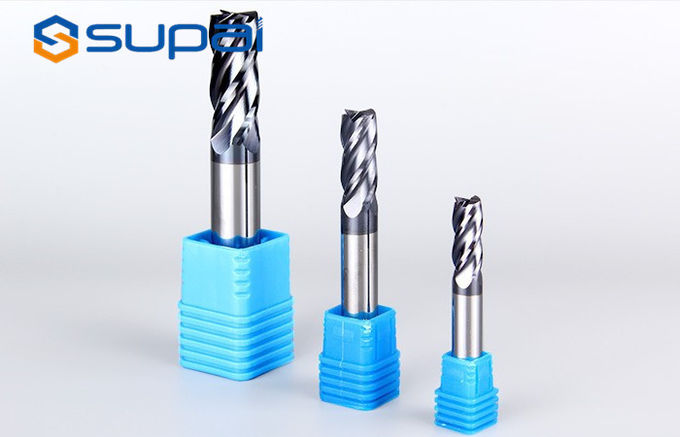 1 Inch Precision Custom Square End Mill 55 Hrc 65 Hrc Milling Tools